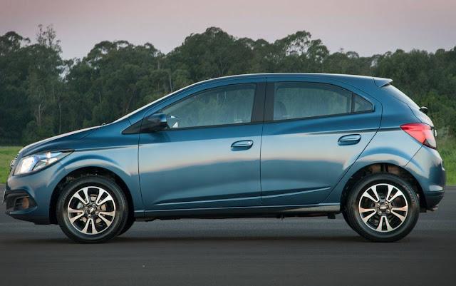 Chevrolet Onix 2014 Automático