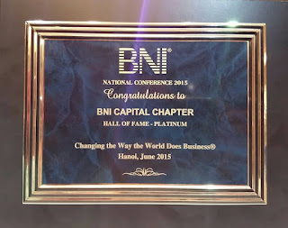 BNI Capital Chapter