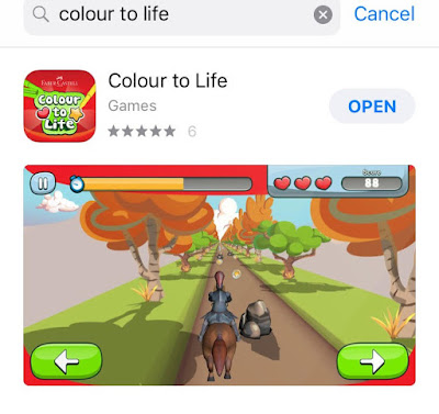 apps-store-colour-to-life, cara ampuh atasi stress kerja, pemicu stress ibu bekerja, review faber castell colour to life