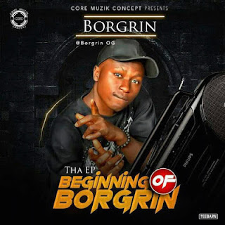 """Borgrin – """"Beginning Of Borgrin"""" (Complete EP)"""