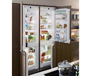 стилен хладилник Либхер