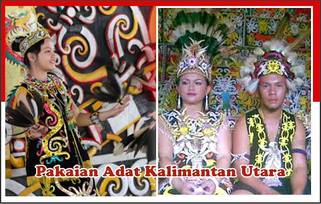 Gambar Pakaian Adat Kalimantan Utara