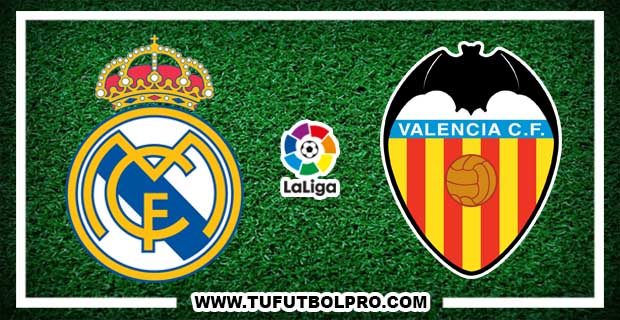 Ver Real Madrid vs Valencia EN VIVO Por Internet Hoy 27 de Agosto 2017