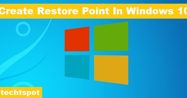 how to make windows 7 create a restore point