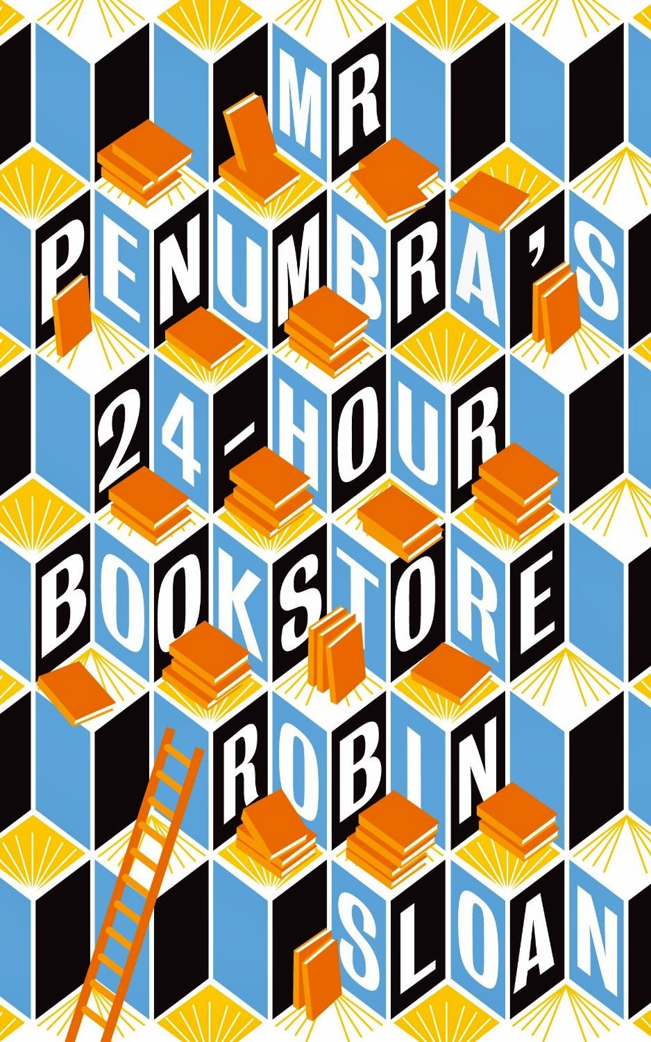 Mr Penumbra bookstore Robin Sloan