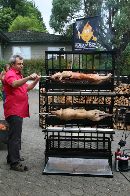 Thierry traiteur Bayonne - BBQ Box traiteur 64 - traiteur Aquitaine