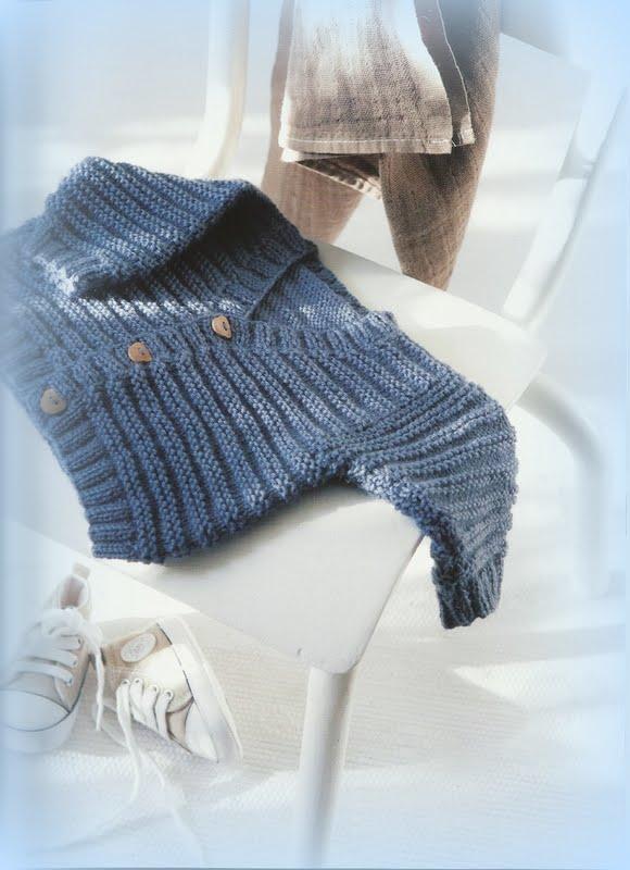 Steek Voor Steek Babykleertjes Breien