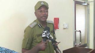 """Polisi Yatoa Onyo Kali kwa Watakaoandamana Kesho """" Tumejipanga Hakuna Maandamano Yatakayofanyika Kesho"""""""