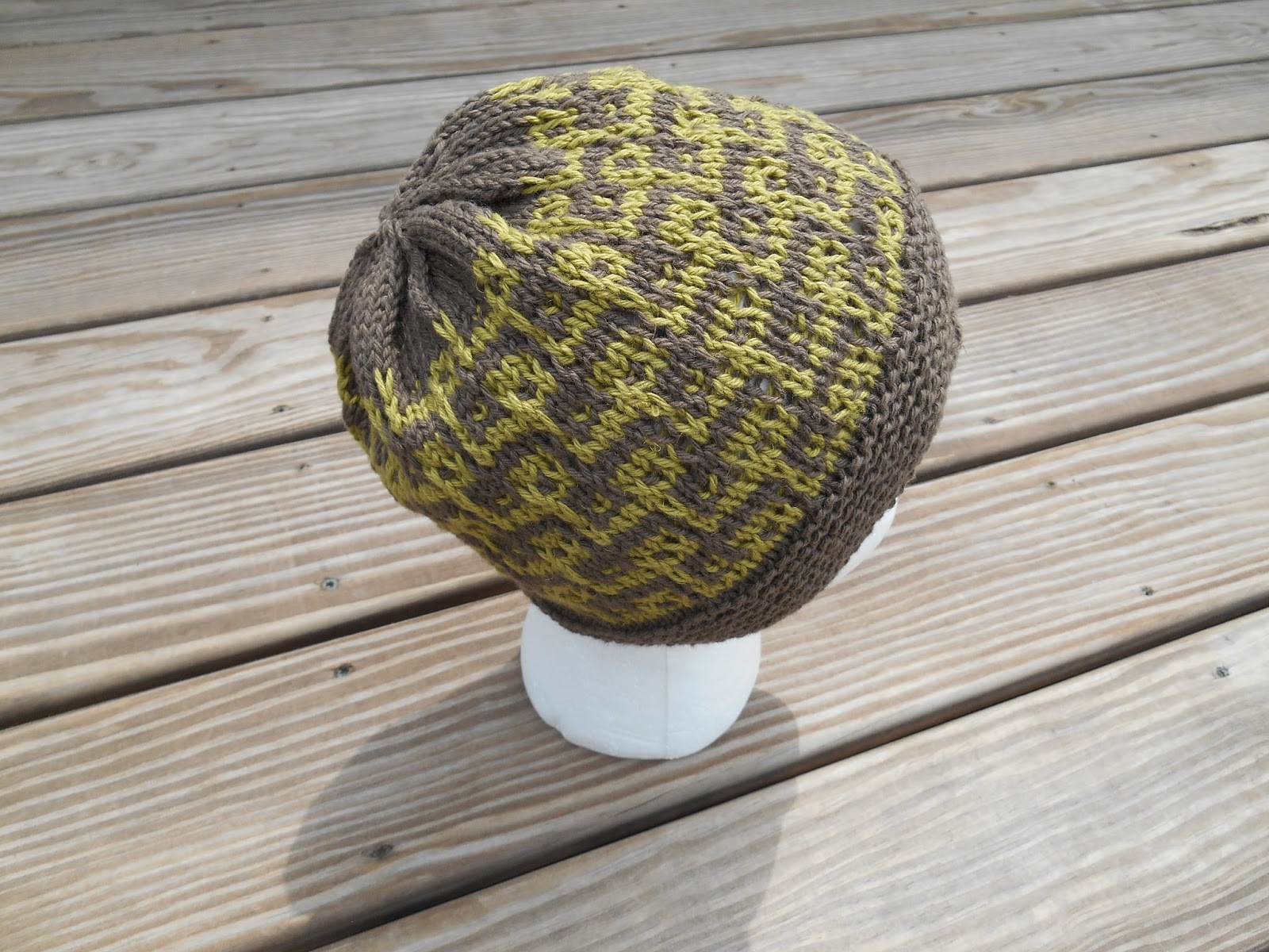 Knitting Different Yarn Weights : Knitting with schnapps