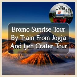 Bromo Sunrise By Train And Ijen Tour
