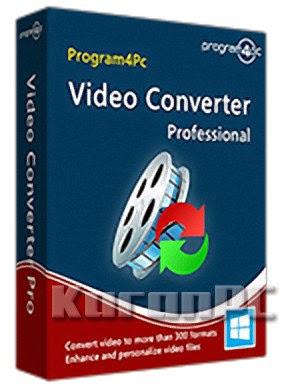 Program4Pc Video Converter Pro 8.2 + Crack