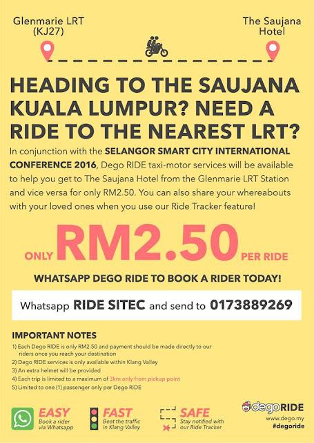 Sejarah Dego Ride