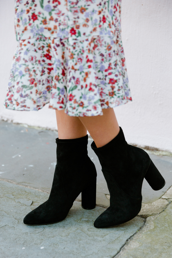 Wearing Florals into Fall   Chasing Cinderella