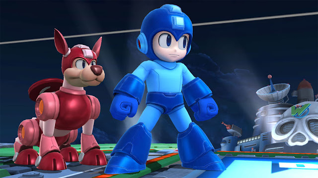 Megaman Rockman Birthday aniversário Capcom
