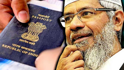 Otoritas India Ancam Cabut Paspor Dr Zakir Naik