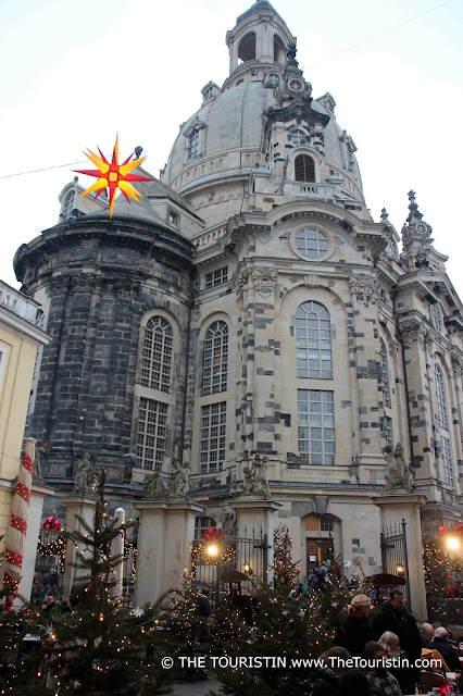Travel Germany: 2018 Guide to Christmas Markets in Saxony's capital Dresden Frauenkirche