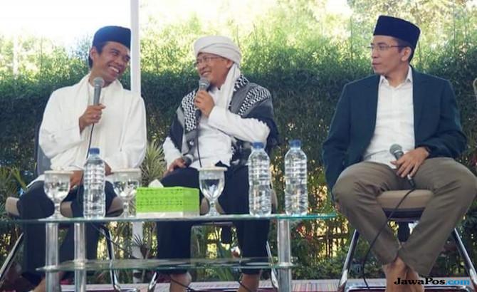 Lagi, Begini  Aa Gym Nasehati Prabowo dan Jokowi Agar Jaga Akhlak dan Ukhuwah