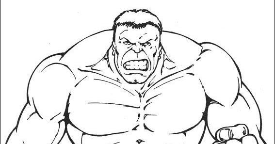 Incrivel Hulk Desenhos Para Colorir Desenhos Para Colorir
