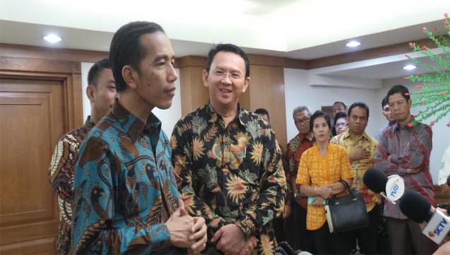 Habiburokhman: Ketimbang Safari Politik Ketemu Pimpinan Parpol, Mending Jokowi Tegur Ahok : Berita Terupdate Hari Ini