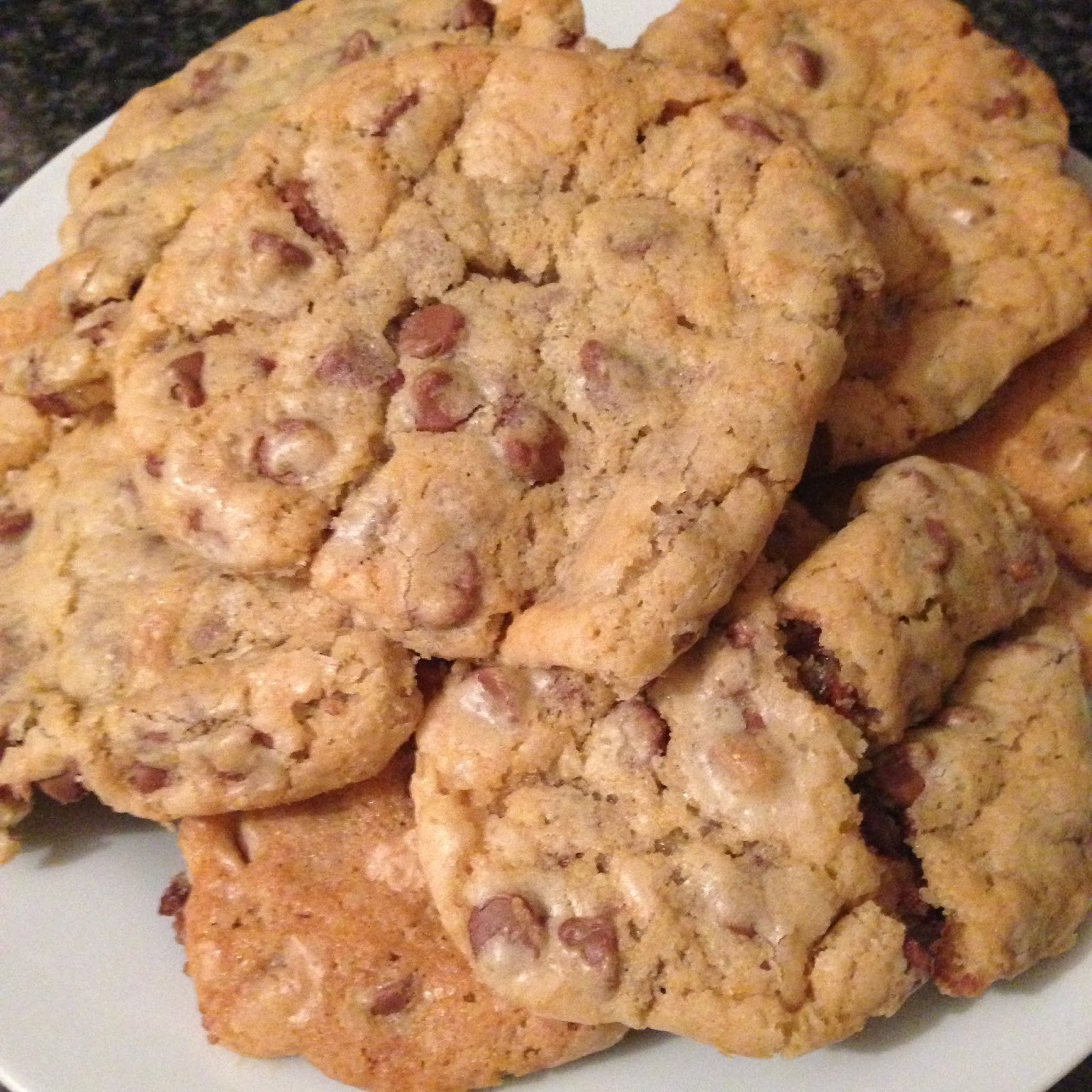 how to make chewy chocolate chip cookies recipe
