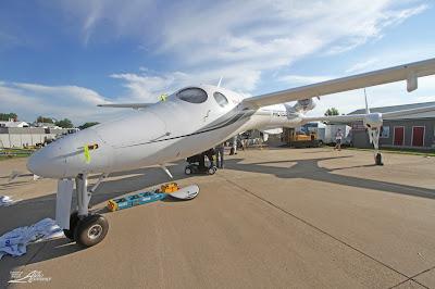 New Aircraft Design In Redmond Oregon