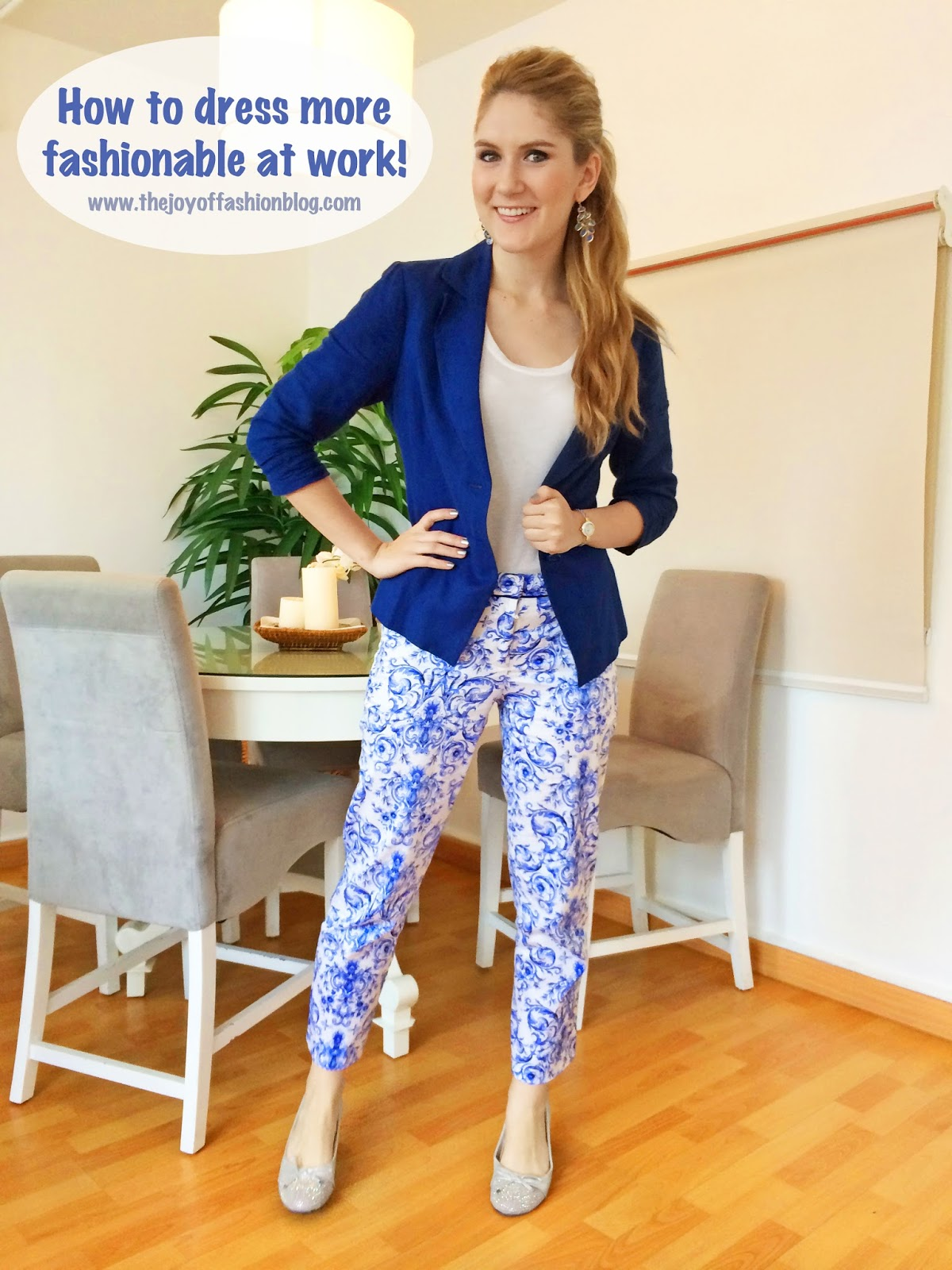 How to dress more fashionable at Work