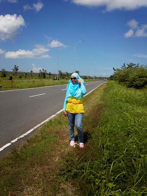 Ketika di Bangkalan Madura