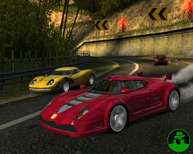Burnout Dominator PS2 ISO Download
