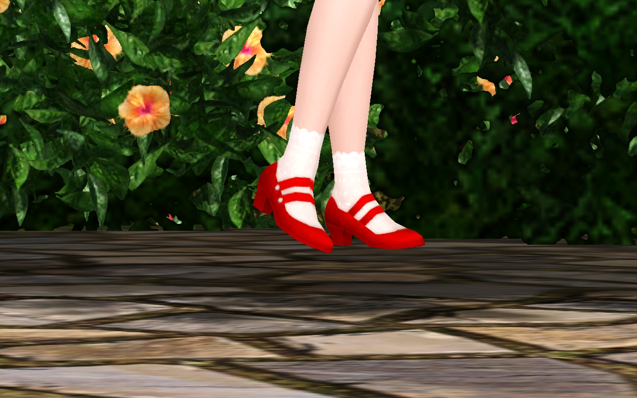 A Sims 3 Lookbook  Lookbook 4  Dorothy From The Wizard Of Oz