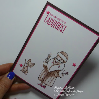 You've Got Style Fabulous Card Item No 143898