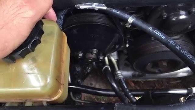 penyebab power steering keras