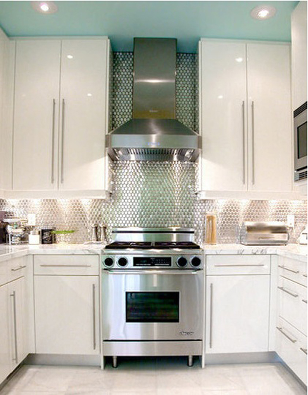 Kitchen Mirrors 18 Inch Doll Furniture Kitchens Mirror Tiles Mimosa Lane Aside From All The Glamour Can Bring To A They Make Small Space Look Larger And It Help Increase Light