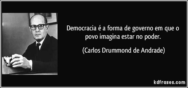 Resultado de imagem para democracia  frases