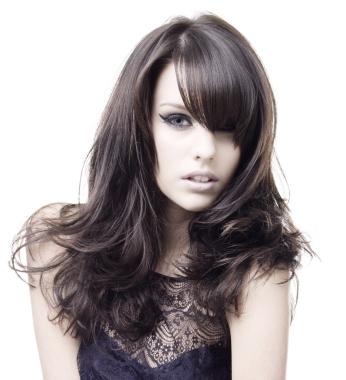 Espectaculares peinados de moda | Colección para pelo largo