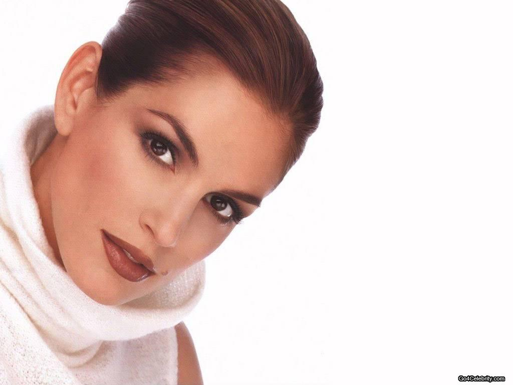 Hot Wallpaper Cindy Crawford-5221