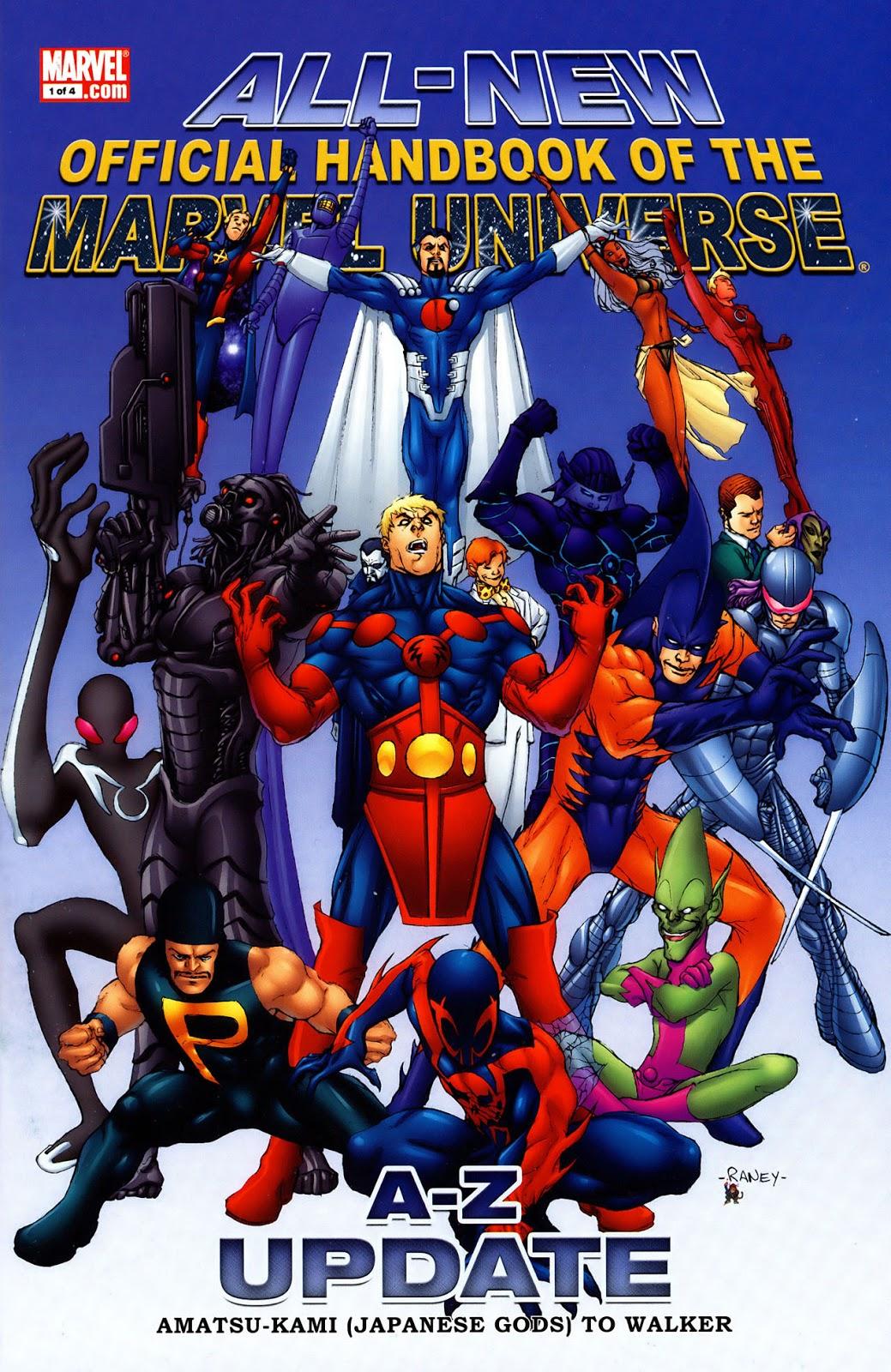 Alle Marvel Serien