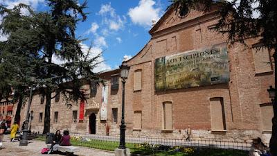 Fachada del Museo Arqueológico Regional de Madrid