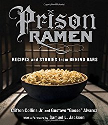 Cover of book, Prison Ramen
