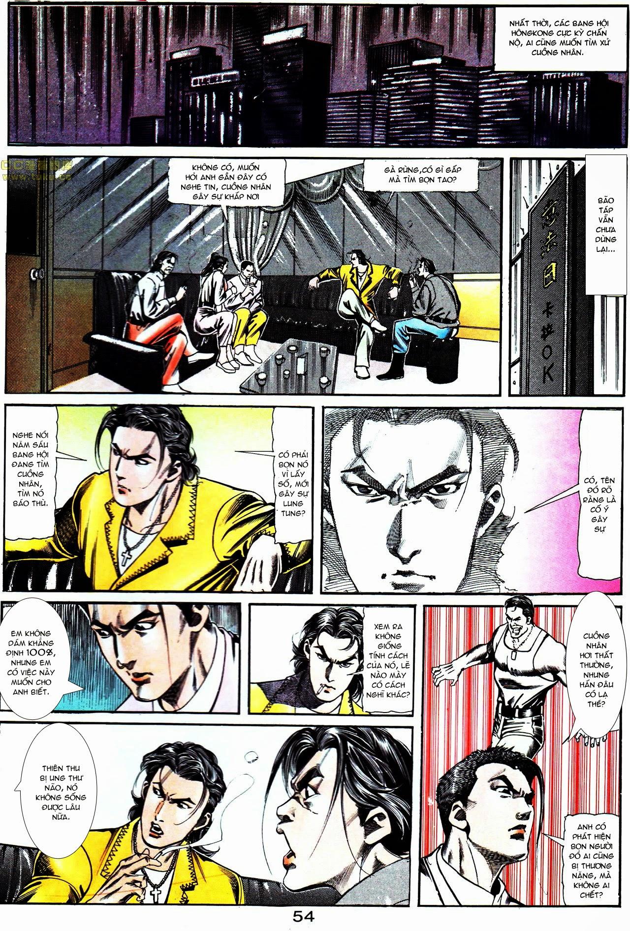 Người Trong Giang Hồ chapter 112: nhân sinh trang 25