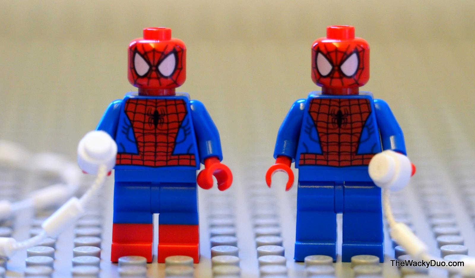 lego spiderman 3