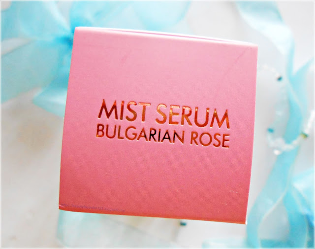 review on Heimish Bulgarian Rose Water Mist Serum
