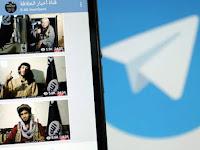 Terbongkar! Ini yang Diperbincangkan Group Teroris di Aplikasi Telegram
