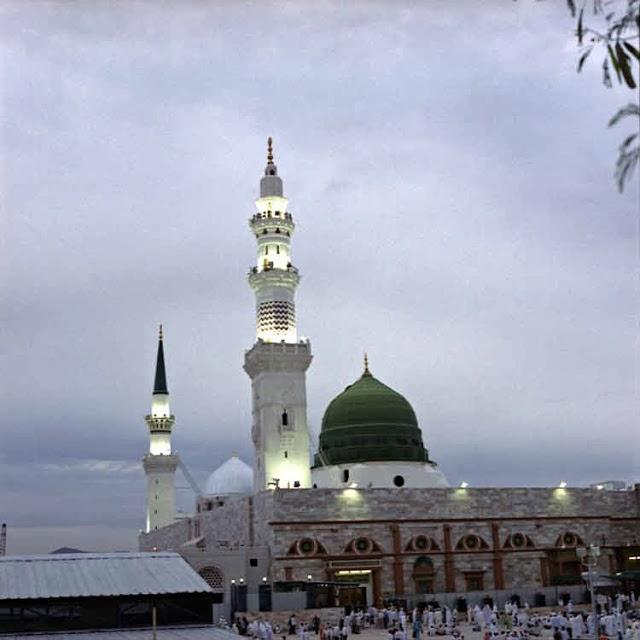 Masjid Nabawi HD Wallpapers 2014