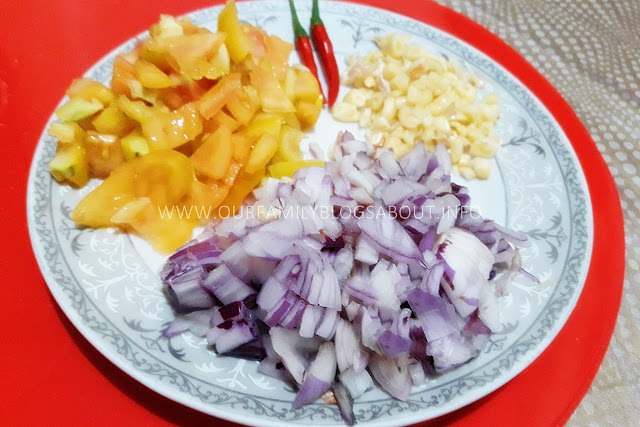 bagoong, alamang, mangoes, Philippine condiments, recipe, alamang guisado recipe