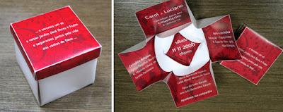11-convite de casamento personalizado na caixinha