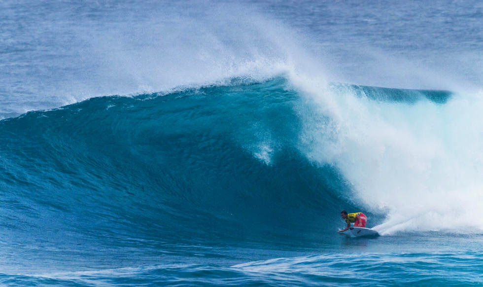 62 Vans World Cup of Sufing 2014 Chris Ward Foto ASP
