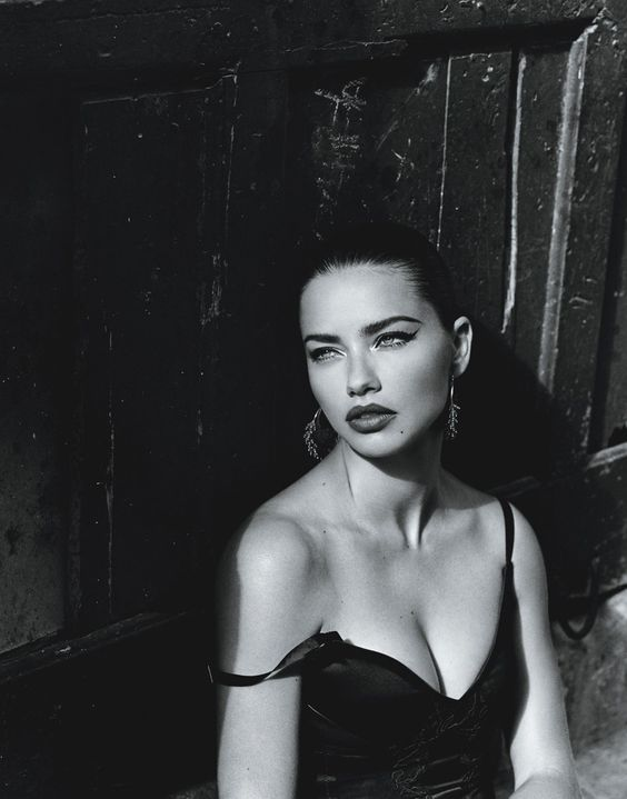 Adriana Lima Hot Photoshoot