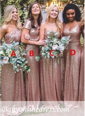 Inspirację PART 2 sukienki dla druhien i nie tylko