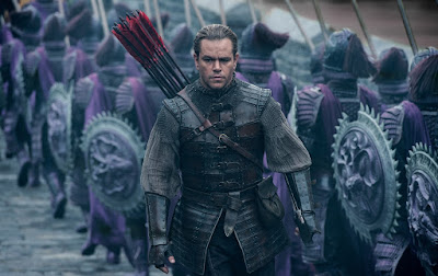 Matt Damon in The Great Wall (6)