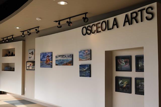 Osceola Center For the Arts em Kissimmee